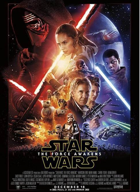 STAR WARS: THE FORCE AWAKENS – Coloring & Activity Sheets Now Available!!!