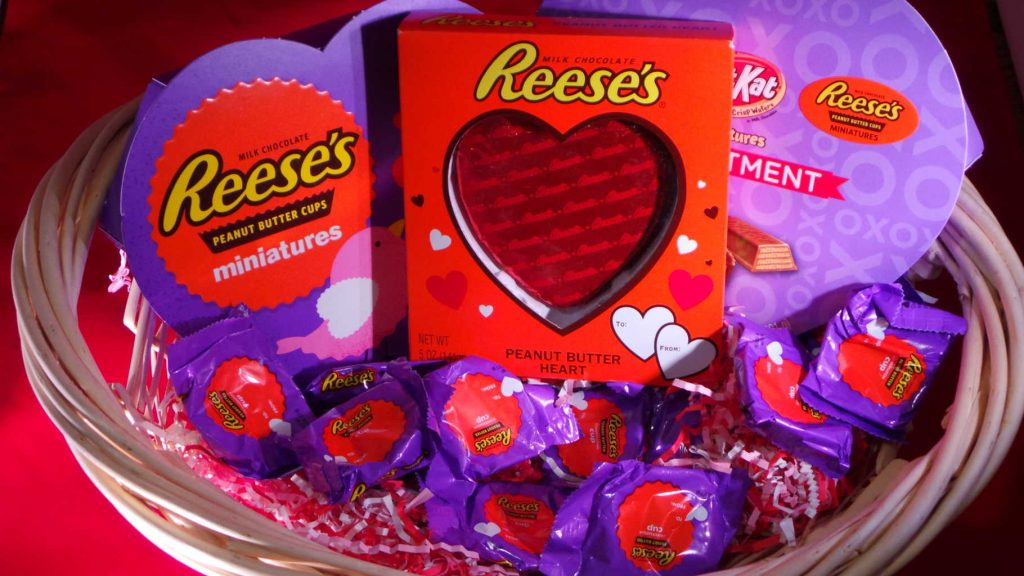 Valentine's Day Basket