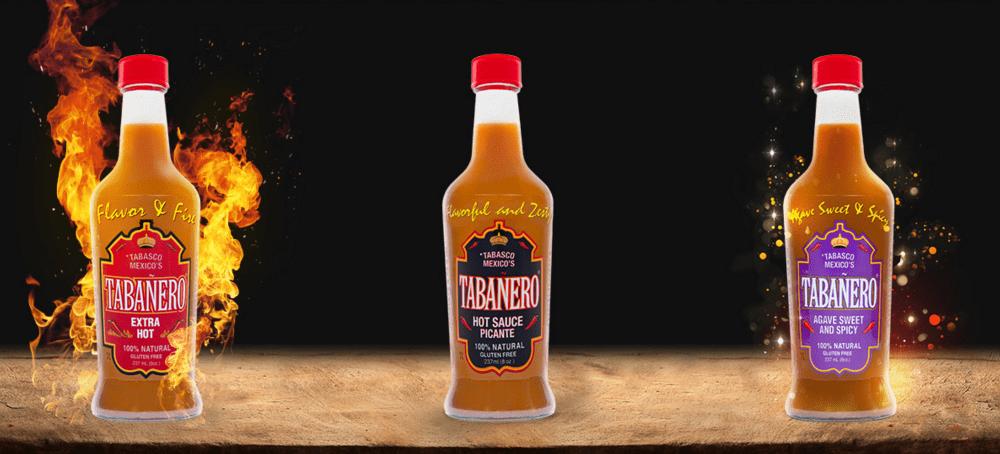 Tabañero Hot Sauce