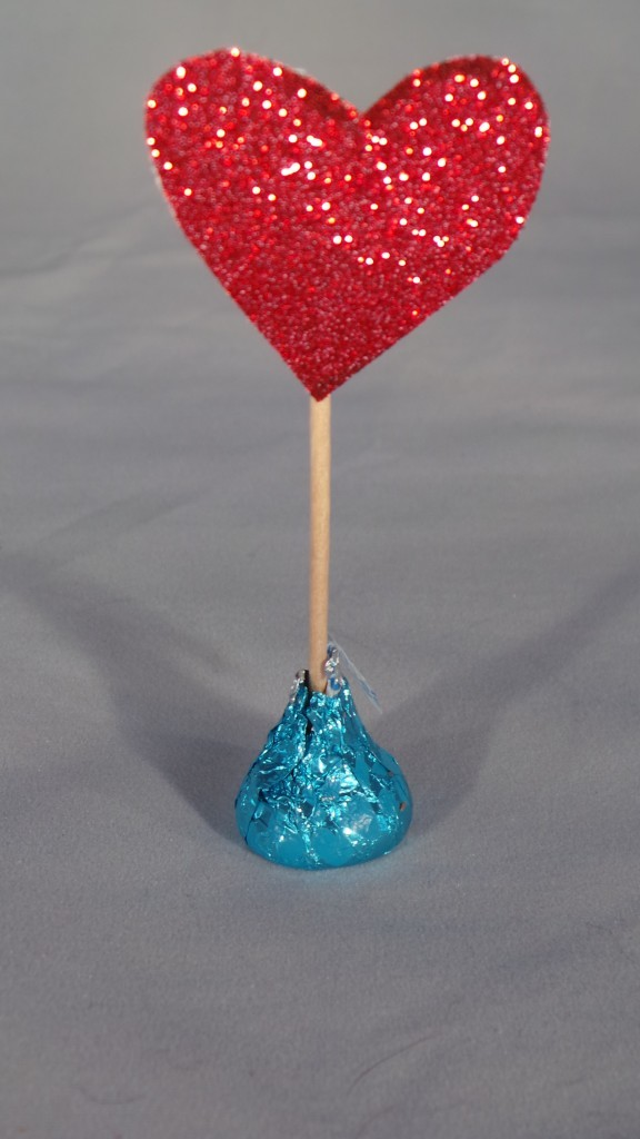 Hershey's Kisses Conversation Candies Valentine's Day Classroom Treat