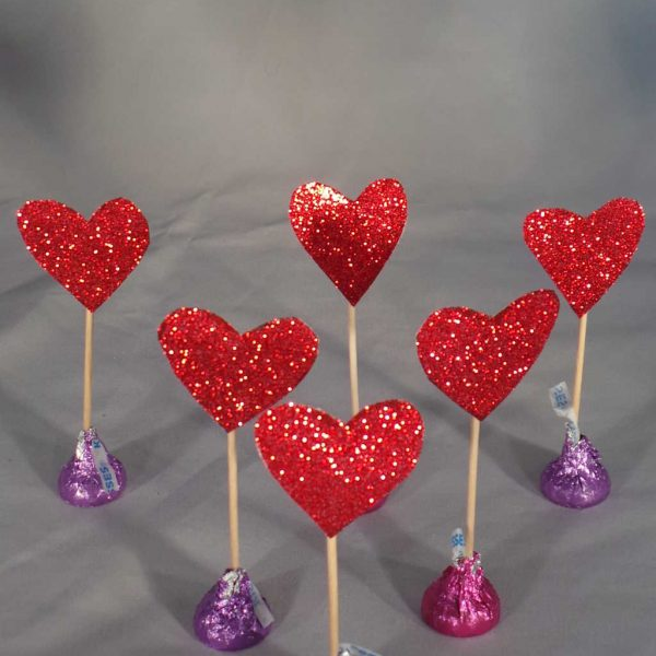 Hershey's Kisses Conversation Candies Valentine's Day Classroom Treat #HSYMessageOfLove