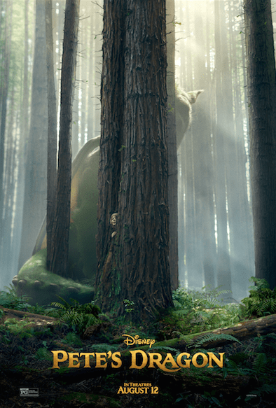 Disney's Pete's Dragon – New Poster Now Available!!!