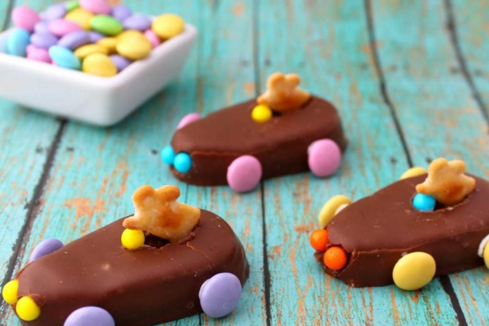 Easter Recipe:  Easter Bunny Racers