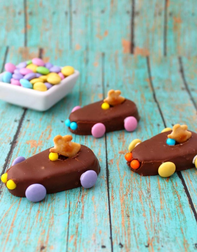 Easter Bunny Racer recipe