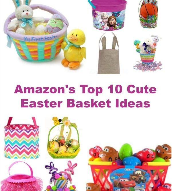 Amazon's Top 10 Cute Easter Basket Ideas