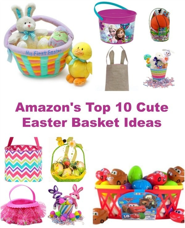 Amazons top 10 cute easter basket ideas my thoughts ideas and amazons top 10 cute easter basket ideas 2 negle Images