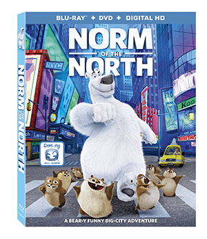 Norm of the North – Activity Sheets and a New Clip