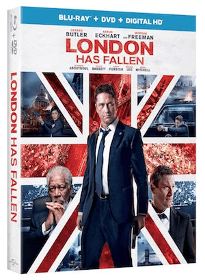 London Has Fallen on Digital Download May 31st and Blu-ray June 14