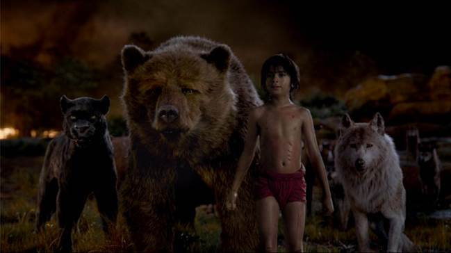 THE JUNGLE BOOK – Now Playing in Theatres Everywhere!!!