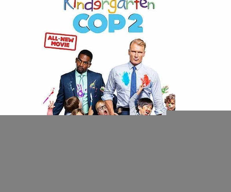 Kindergarten Cop 2 Giveaway!