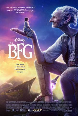 THE BFG – New Poster and Trailer Now Available
