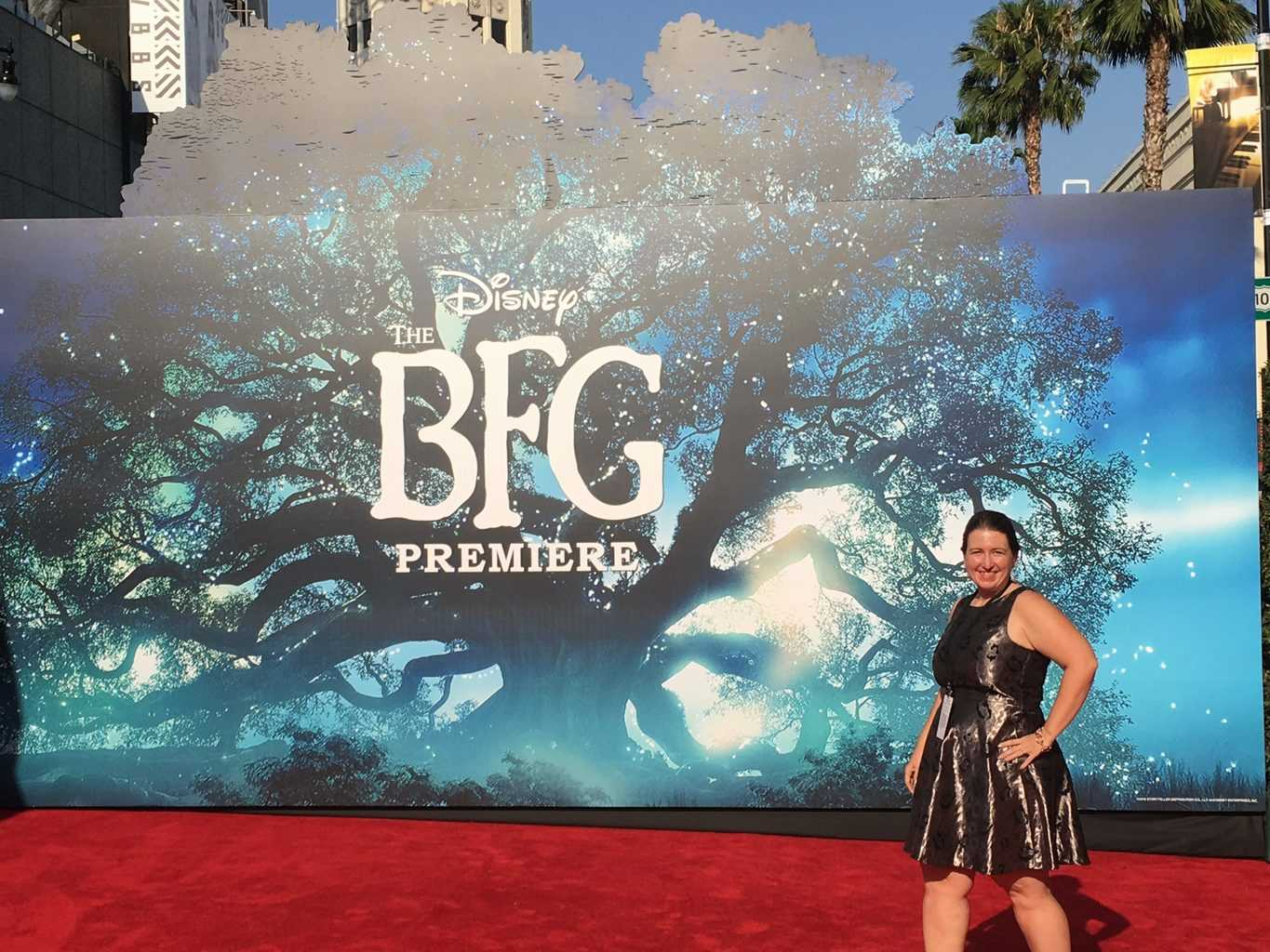 My BFG Red Carpet Premiere Experience!