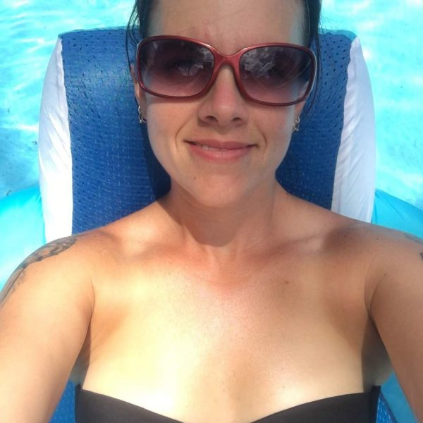 SwimWays Spring Float Recliner Review