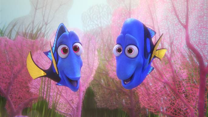 Finding Dory – Now Playing in Theatres Everywhere!!!