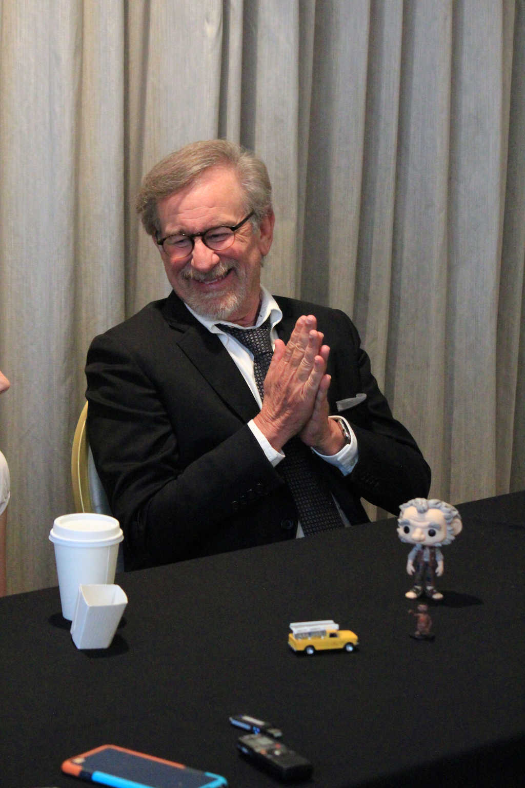 Cinema OutLives The Filmmakers – My Steven Spielberg Interview
