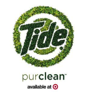 Doing Laundry with Tide purclean