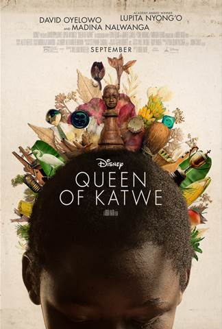 Disney's QUEEN OF KATWE – New Featurette