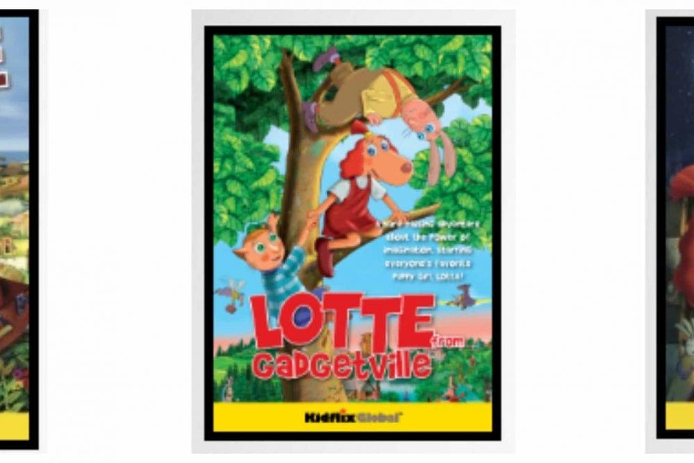 Lotte Films Giveaway!