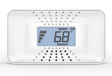 First Alert 10-Year Battery Carbon Monoxide Detector