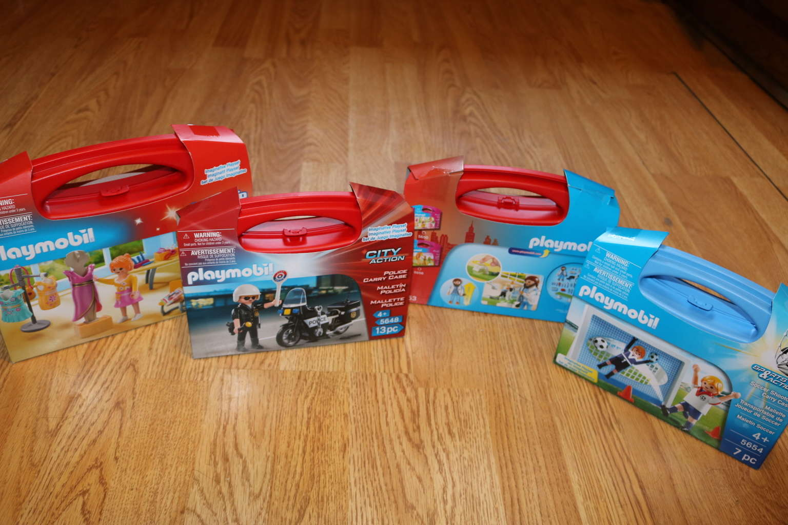 PLAYMOBIL Giveaway!