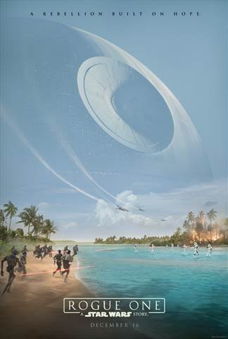 ROGUE ONE: A STAR WARS STORY – New Trailer