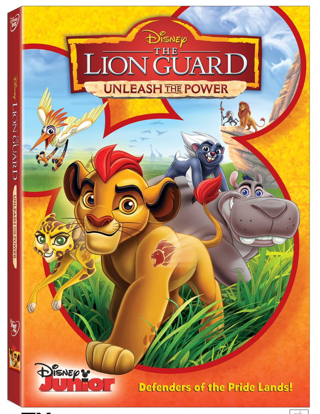 The Lion Guard – Unleash the Power