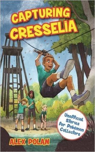 Capturing Cresselia: Unofficial Stories for Pokémon Collectors