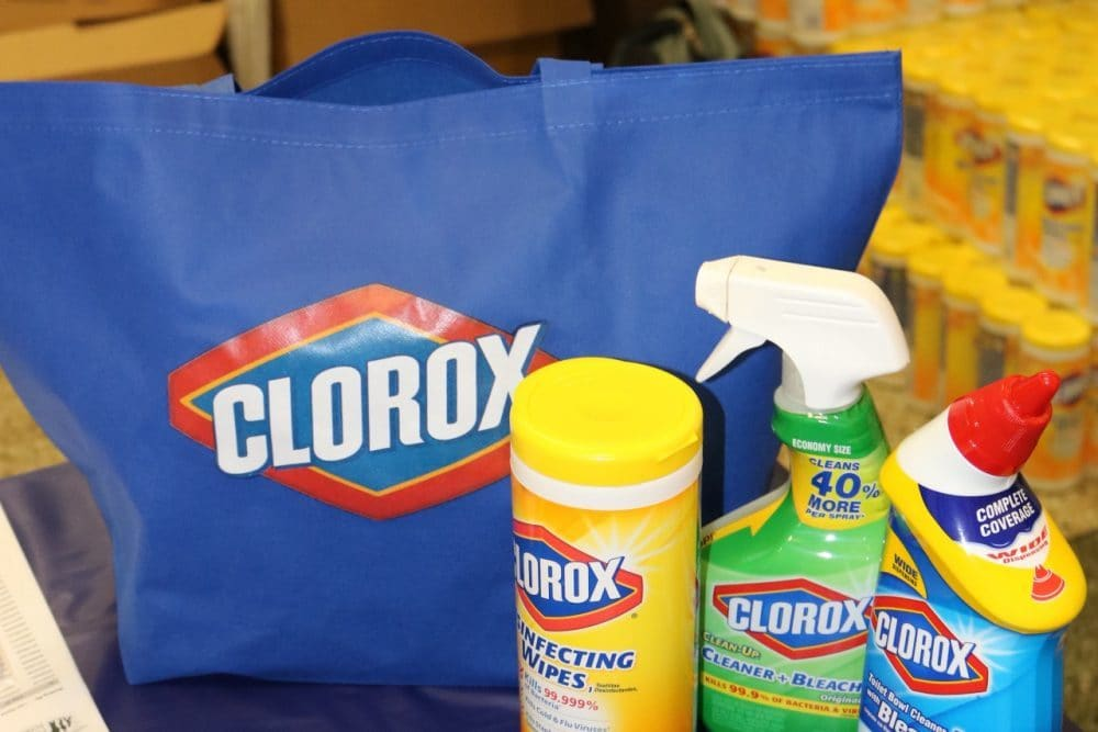 Back To School With A Clorox Chicago Pop-Up Shop!