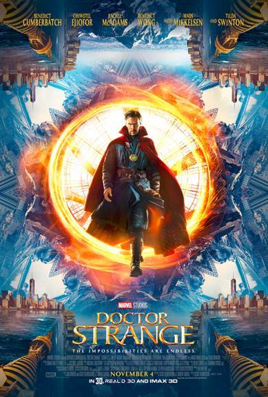 Marvel's Doctor Strange – New Clips & A Gift Guide Too!