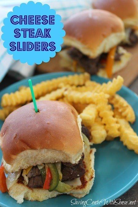 cheese-steak-sliders