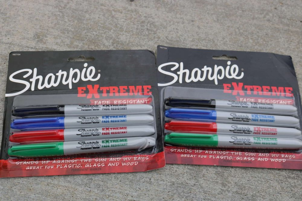 Welcome to the Great Outdoors With Sharpie Extreme + Giveaway!