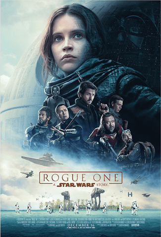 ROGUE ONE: A STAR WARS STORY – New Trailer, Poster & Images
