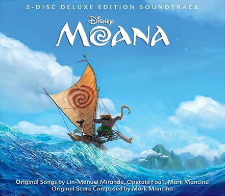 MOANA – 2 New Clips & Soundtrack Details!