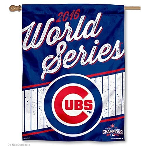 2016 Chicago Cubs World Series Winners Amazon Roundup!
