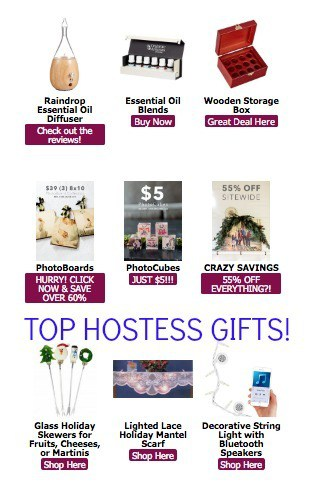 Party Advice for The Holiday Guest and A Hostess Gift Guide Too!