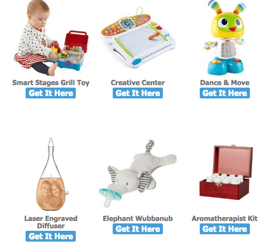 What New Moms Need And A New Mom Gift Guide