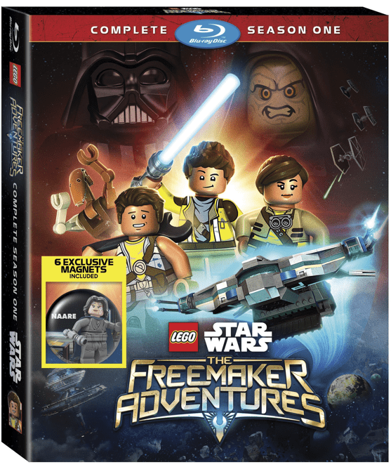 LEGO Star Wars The Freemaker Adventures Complete Season One