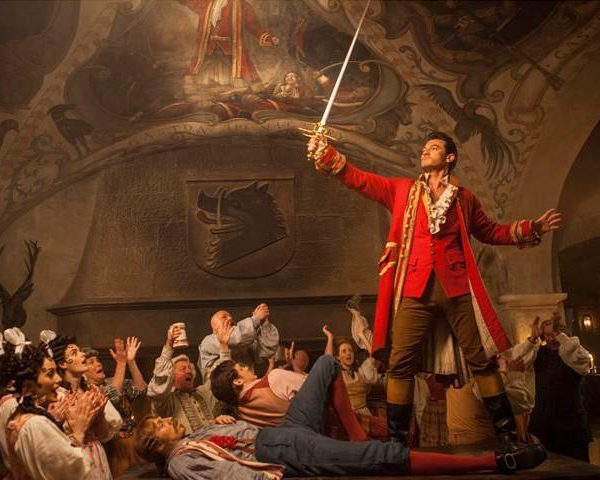 "BEAUTY AND THE BEAST – ""Gaston"" Film Clip"