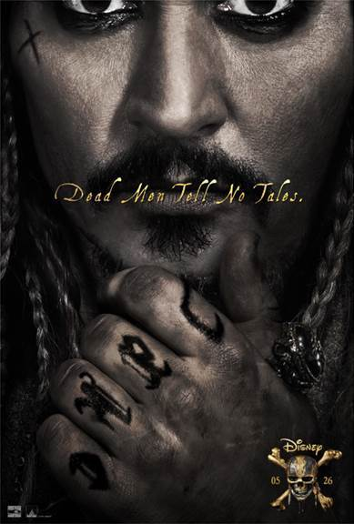 PIRATES OF THE CARIBBEAN: DEAD MEN TELL NO TALES – Extended Look Now Available