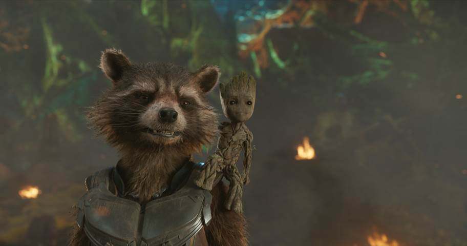 GUARDIANS OF THE GALAXY VOL. 2 – Extended Look