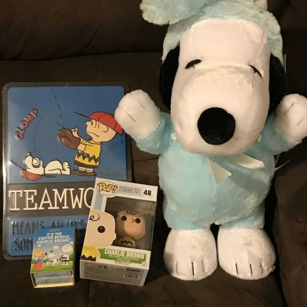Easter Beagle Prize Pack Giveaway!
