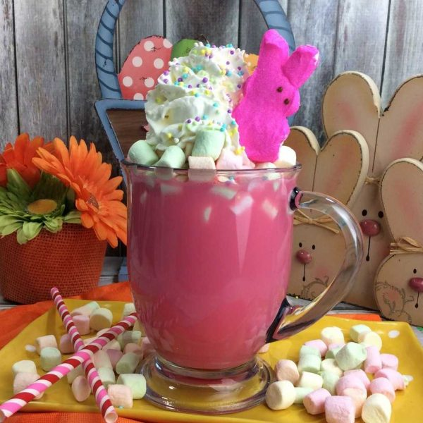 Peeps Hot Chocolate