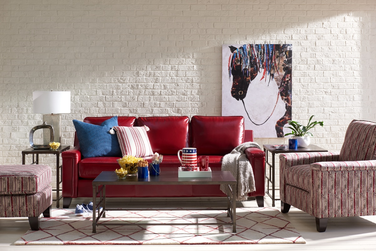Shop Great Deals on Sofas, Chairs and More at La-Z-Boy's Annual Memorial Day Sale!