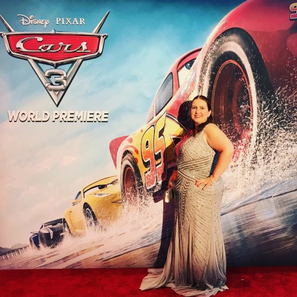 Attending the World Premiere Cars 3 and After Party #cars3event