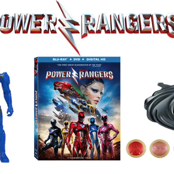 Saban's Power Ranger Giveaway
