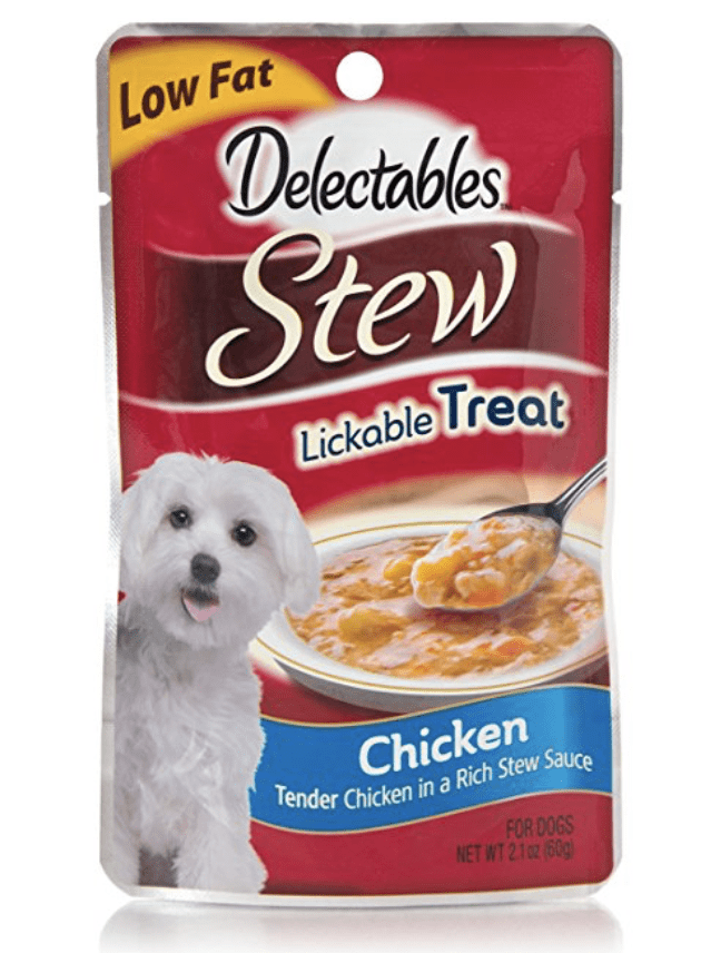 Delectables Stew Lickable Treats Giveaway