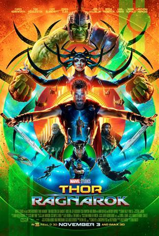 THOR: RAGNAROK – New Trailer and Poster Released