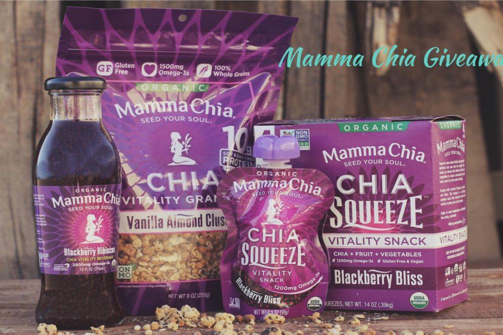 Mamma Chia Giveaway