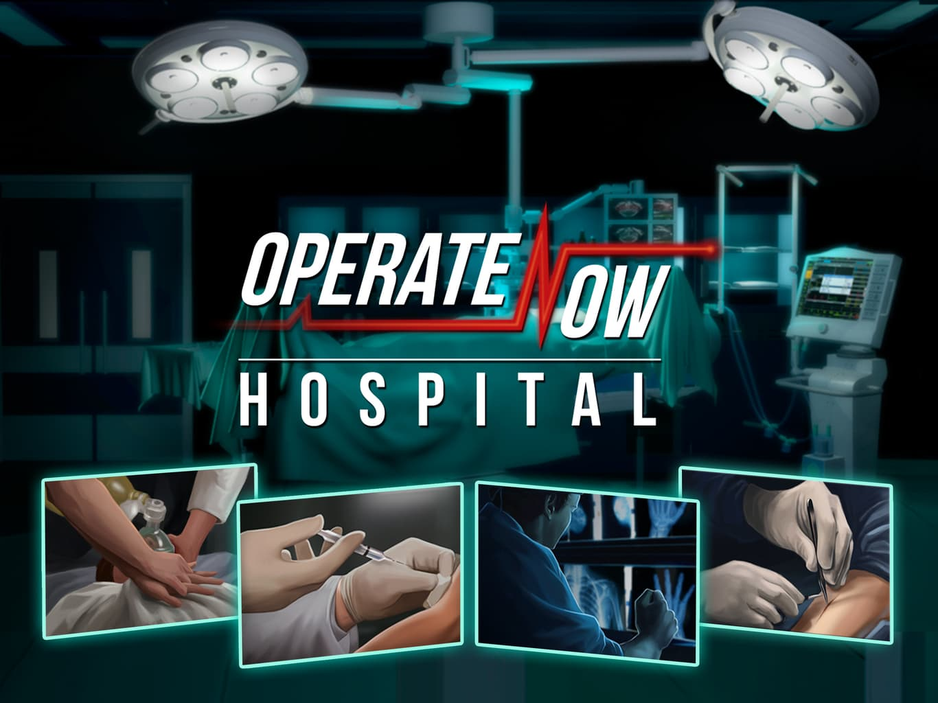Operate Now: Hospital Season 2 Giveaway!