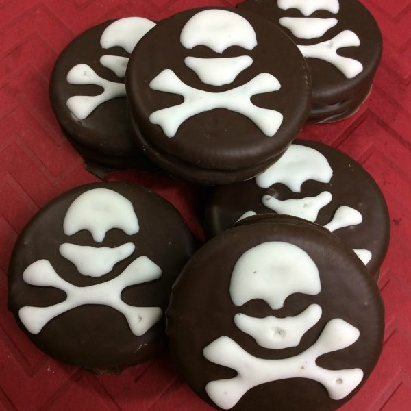 Pirates of the Caribbean: Dead Men Tell No Tales With Pirate Cookies